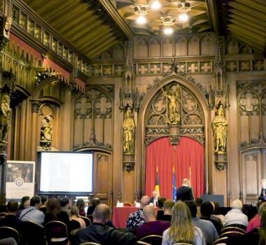 Conférence de lancement hôtel de Ville de Bruxelles