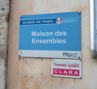 Visite du Refuge France Paris