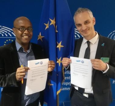 Le Refuge France et le Refuge Bruxelles signent une pré-charte européenne
